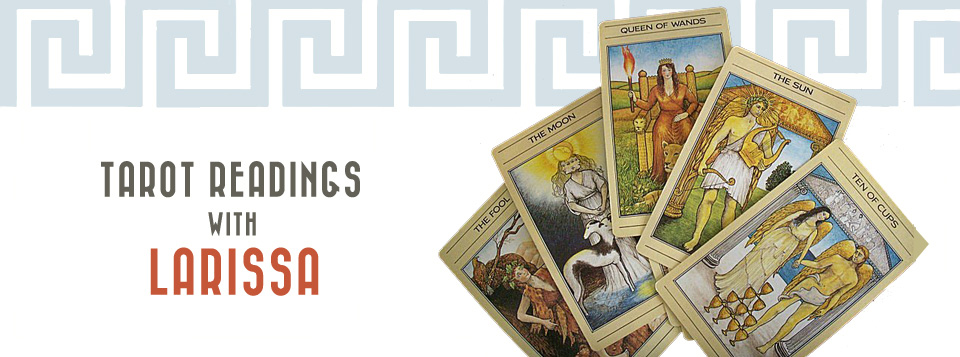 Mythic Tarot readings with Larissa in Amsterdam